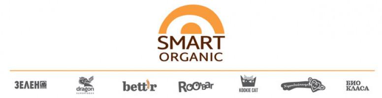Лого на SMART ORGANIC AD
