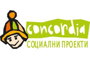 """Лого на Фондация """"Конкордия България"""""""