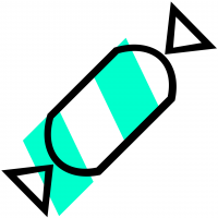Лого на Hacker Candy