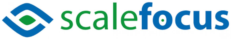 Logo of ScaleFocus