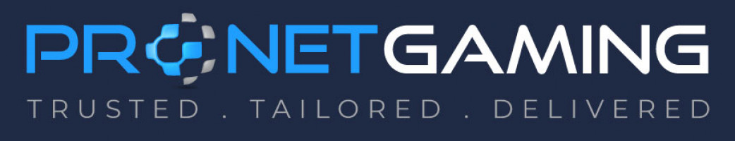 Лого на Pronet Gaming