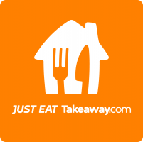 Logo of Just Eat Takeaway.com